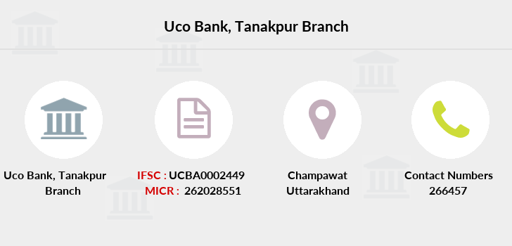 Uco-bank Tanakpur branch