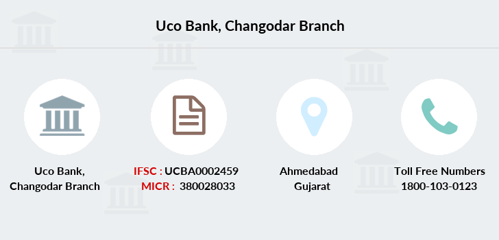 Uco-bank Changodar branch