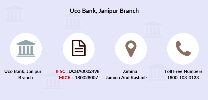 Uco-bank Janipur branch