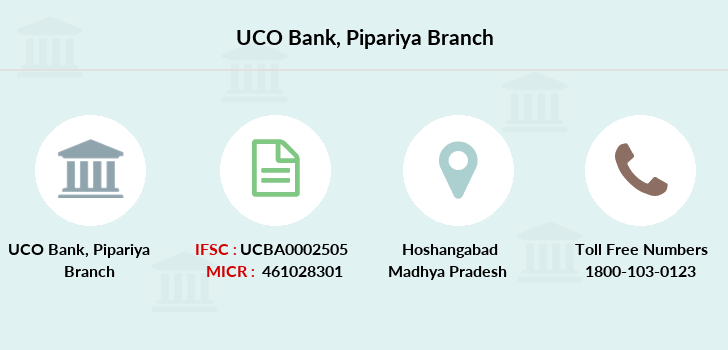 Uco-bank Pipariya branch