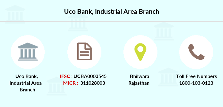 Uco-bank Industrial-area branch