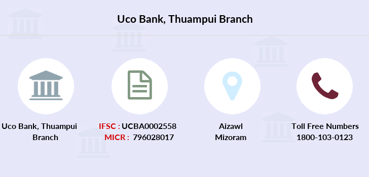 Uco-bank Thuampui branch