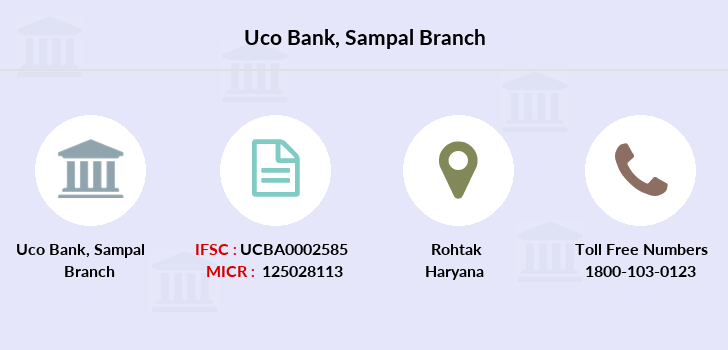 Uco-bank Sampal branch