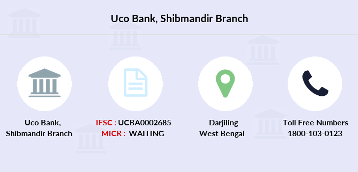 Uco-bank Shibmandir branch