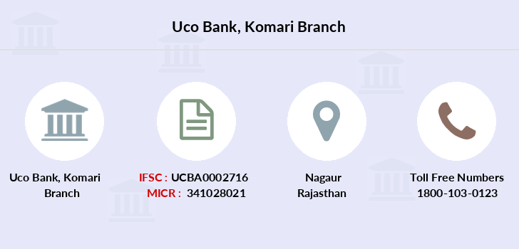 Uco-bank Komari branch