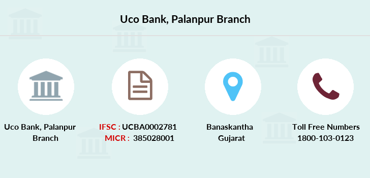 Uco-bank Palanpur branch