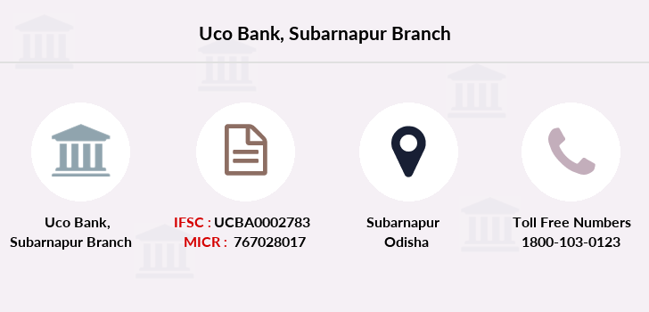 Uco-bank Subarnapur branch