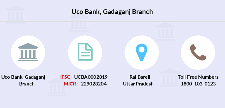 Uco-bank Gadaganj branch