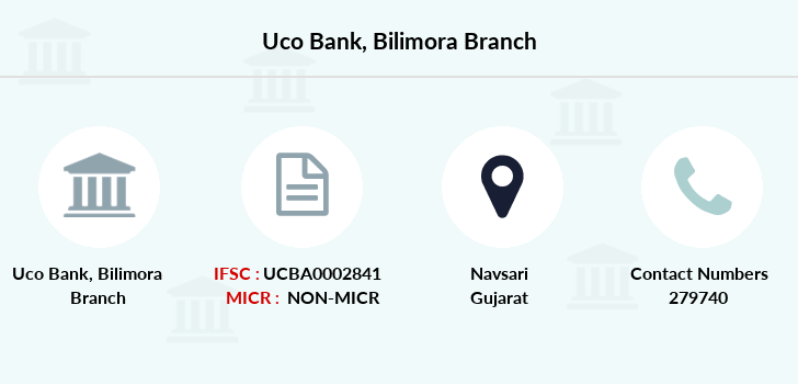 Uco-bank Bilimora branch