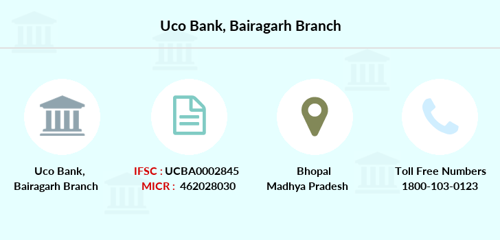 Uco-bank Bairagarh branch