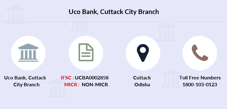 Uco-bank Cuttack-city branch