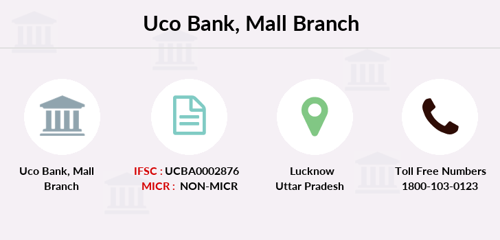 Uco-bank Mall branch