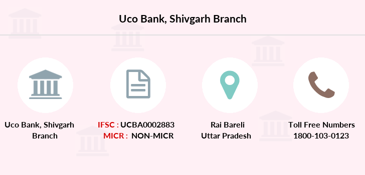 Uco-bank Shivgarh branch