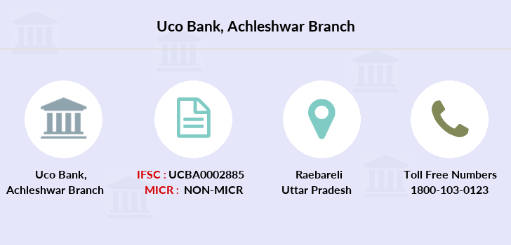 Uco-bank Achleshwar branch