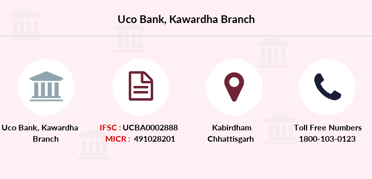 Uco-bank Kawardha branch