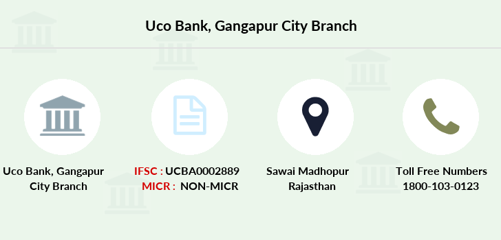 Uco-bank Gangapur-city branch