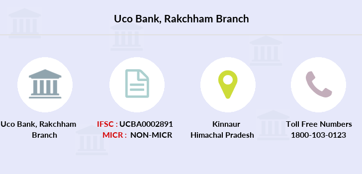 Uco-bank Rakchham branch
