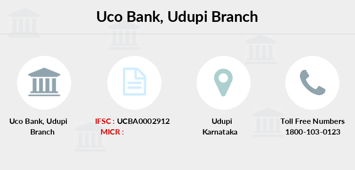 Uco-bank Udupi branch