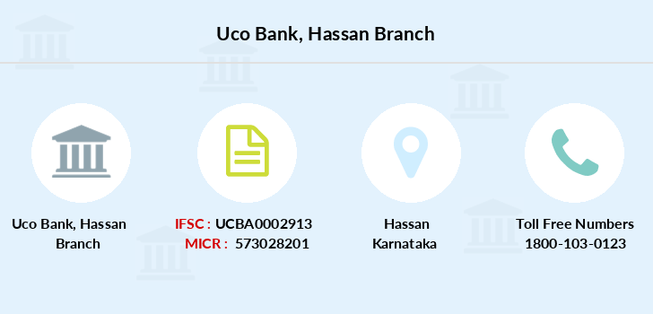 Uco-bank Hassan branch