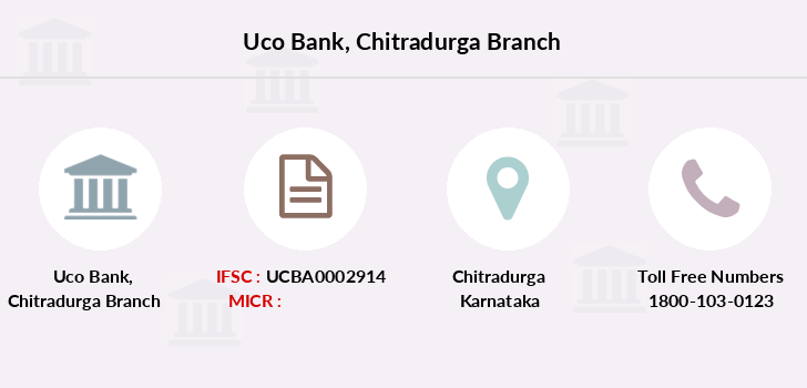 Uco-bank Chitradurga branch