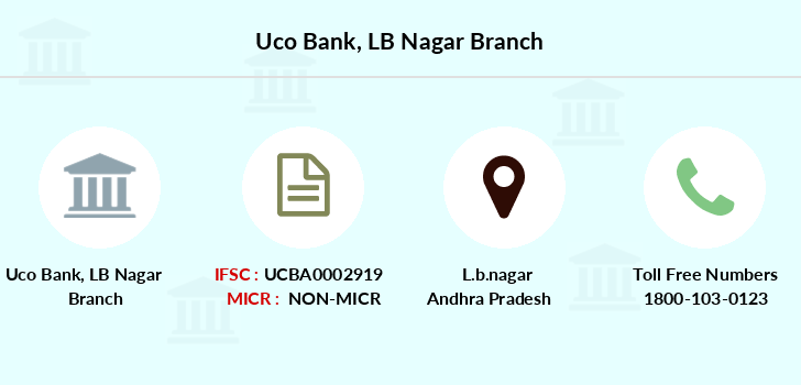 Uco-bank Lb-nagar branch