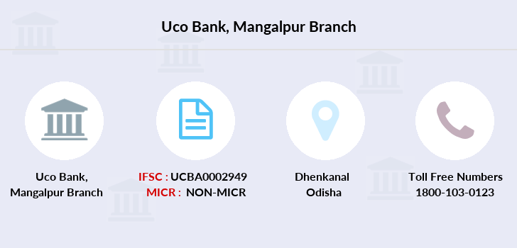Uco-bank Mangalpur branch