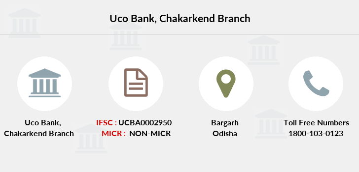 Uco-bank Chakarkend branch