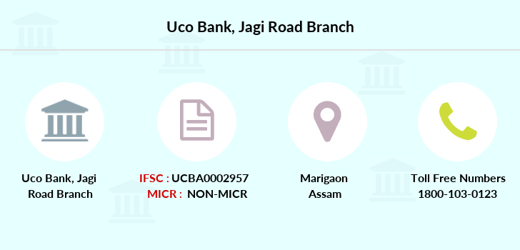 Uco-bank Jagi-road branch