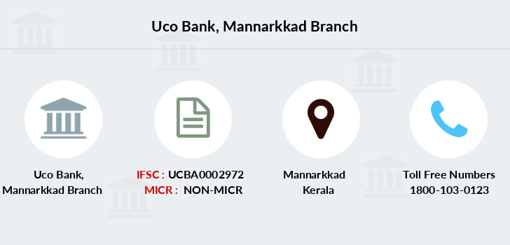 Uco-bank Mannarkkad branch
