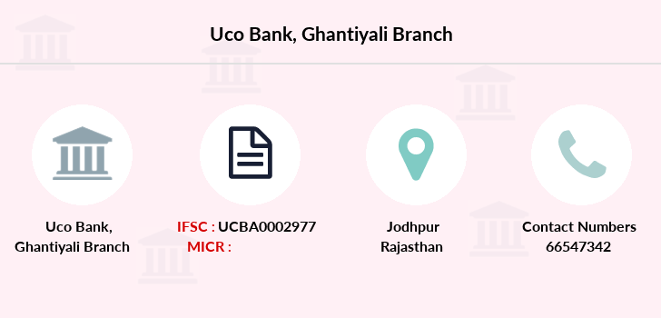 Uco-bank Ghantiyali branch