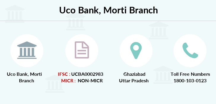 Uco-bank Morti branch