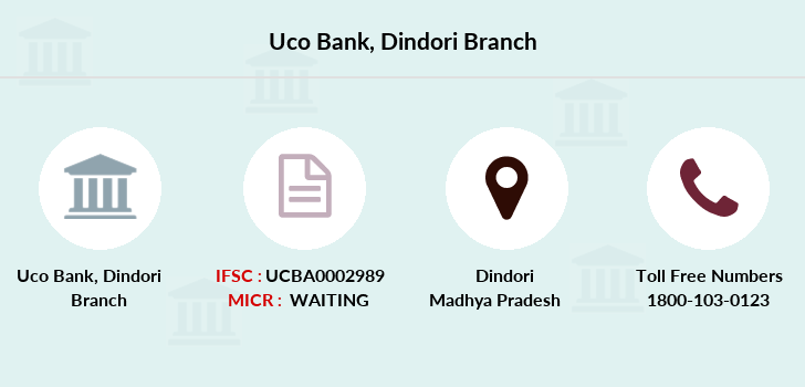 Uco-bank Dindori branch