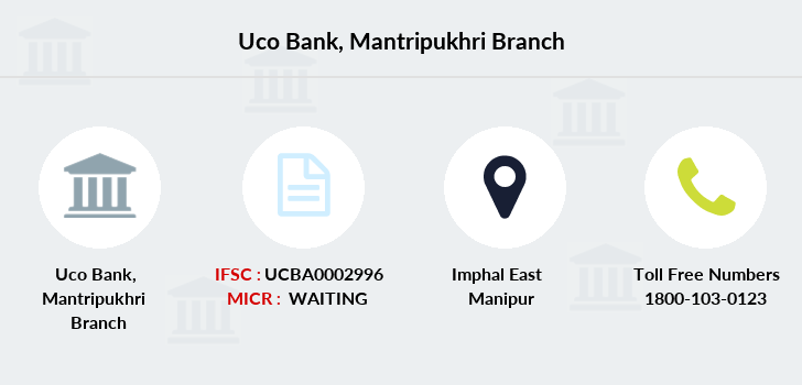 Uco-bank Mantripukhri branch