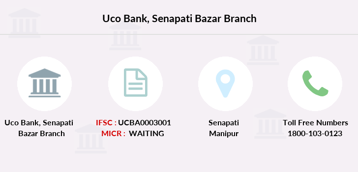 Uco-bank Senapati-bazar branch