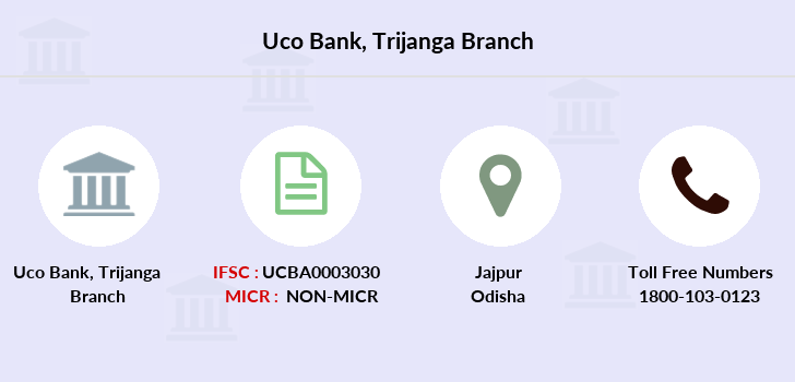 Uco-bank Trijanga branch