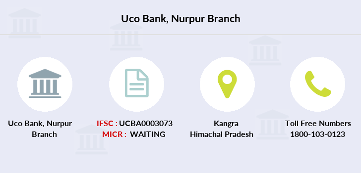 Uco-bank Nurpur branch