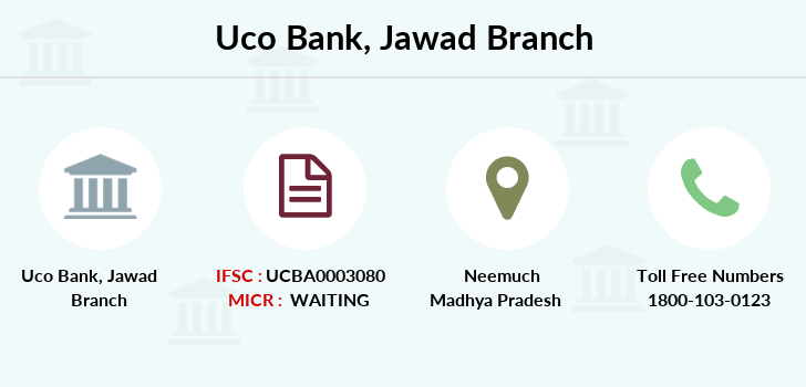 Uco-bank Jawad branch