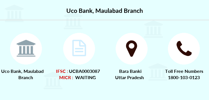 Uco-bank Maulabad branch