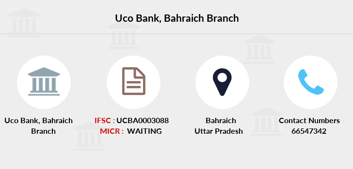Uco-bank Bahraich branch
