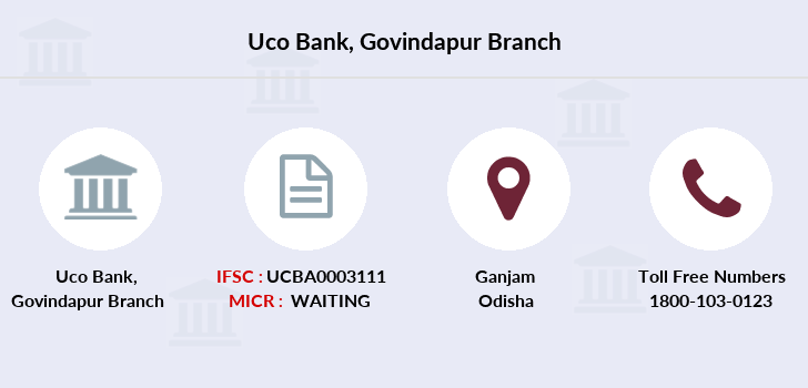 Uco-bank Govindapur branch