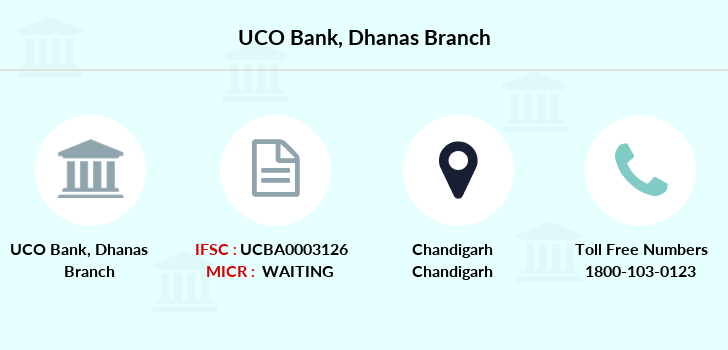 Uco-bank Dhanas branch