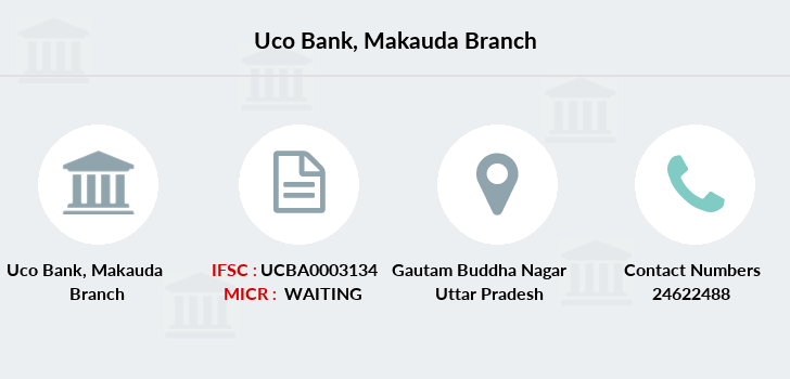 Uco-bank Makauda branch