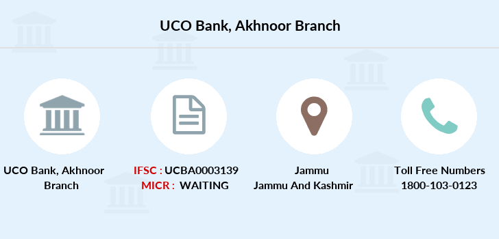 Uco-bank Akhnoor branch