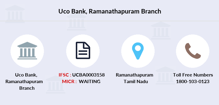Uco-bank Ramanathapuram branch