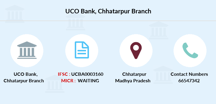 Uco-bank Chhatarpur branch