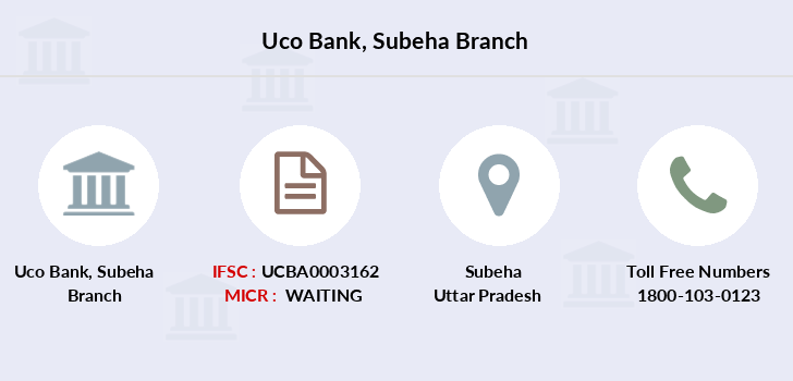 Uco-bank Subeha branch