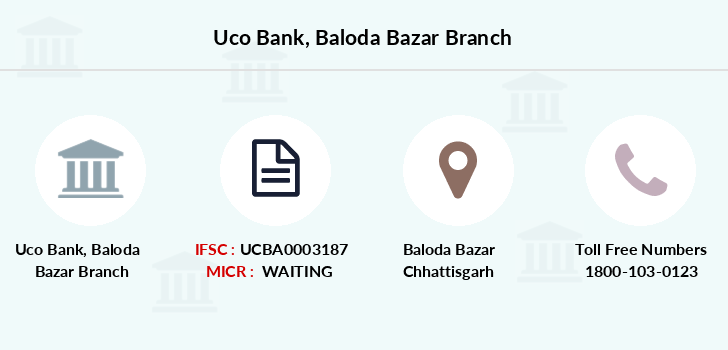 Uco-bank Baloda-bazar branch