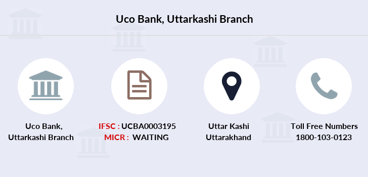 Uco-bank Uttarkashi branch