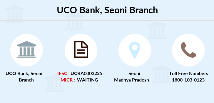 Uco-bank Seoni branch