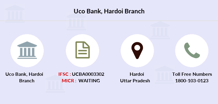 Uco-bank Hardoi branch